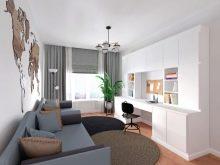Интерьер двухкомнатной квартиры: 100 фото идей современного дизайна