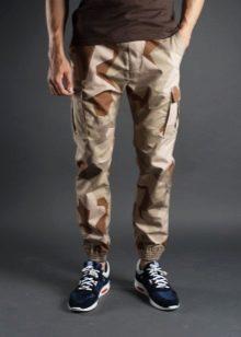 Модные мужские рубашки и брюки весна-лето 2020