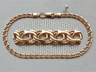 Виды плетения бисмарк цепочки