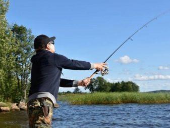 Как подсекать щуку на спиннинг и доставать из воды