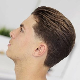 Мужская стрижка «канадка» (48 фото): спортивные и классические прически для мужчин на короткие волосы 2020, правильная техника и схема стрижки