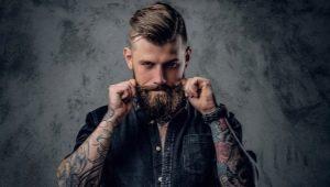 Брутальные мужские стрижки: какими бывают и как подобрать?