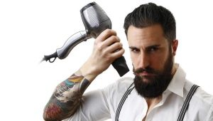Как укладывать волосы мужчинам?
