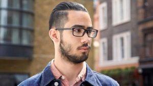 Мужские прически на овальное лицо: виды и советы по выбору