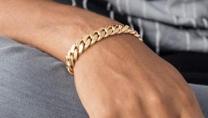 Мужские цепочки на руку: как выбрать и как носить?