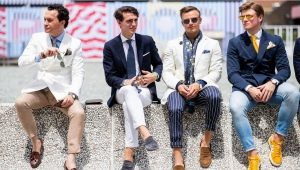 Мужская мода весна-лето