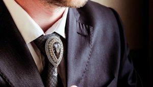 Мужские броши: какими бывают и как носить?