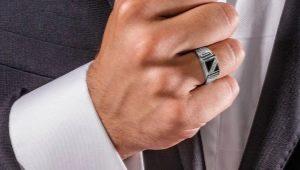 Мужские перстни из серебра: какими бывают и как носить?