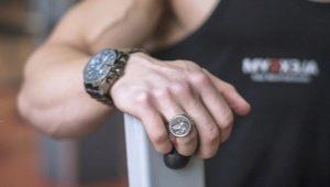 Мужские серебряные печатки: какими бывают и как ухаживать?