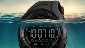 Мужские водонепроницаемые часы