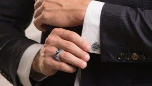 Мужские ювелирные украшения: виды и секреты выбора