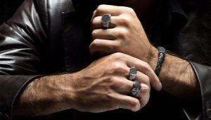 На каком пальце мужчины носят печатку?