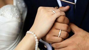Все о мужских обручальных кольцах из золота