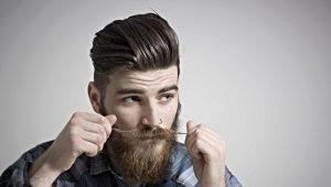 Чем и как укладывать бороду?