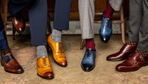 Итальянская мужская обувь