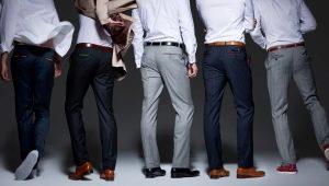 Мужские брюки Zara: характеристика и правила выбора