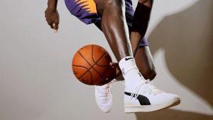 Мужские кроссовки для баскетбола: особенности и выбор