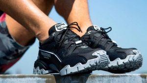 Мужские кроссовки Valentino: особенности и выбор