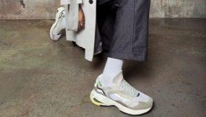 Обзор мужских кроссовок Premiata