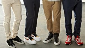 Спортивные мужские туфли: особенности и выбор