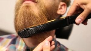 Все о выпрямлении бороды