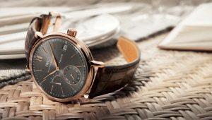 Выбираем классические мужские часы
