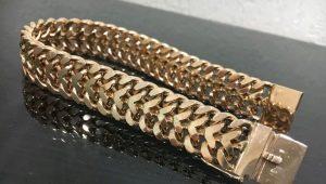 Золотые мужские цепочки на руку: как выбрать и правильно носить?
