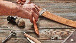 Как затачивать лезвия бритвы?