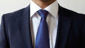 Как завязать галстук узлом «Виндзор»?
