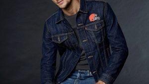 Мужская одежда Levi's