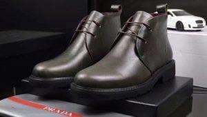 Особенности мужской обуви Prada