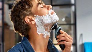 Влажное бритье электробритвой: плюсы и минусы, общие правила