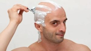 Как и чем брить голову?