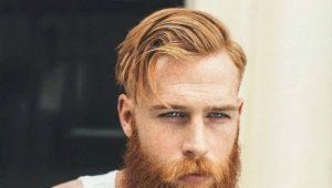 Все о рыжей бороде