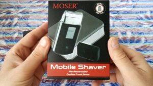Все о шейверах Moser