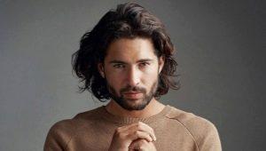 Густые волосы у мужчин