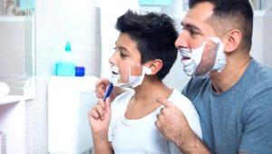 Когда начинать и как правильно бриться подростку?