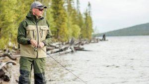 Резиновые костюмы для рыбалки