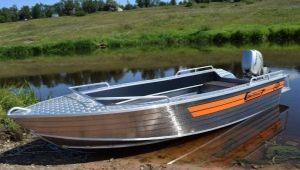 Все об алюминиевых лодках для рыбалки