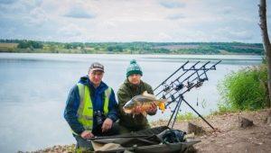 Рыбалка в Кузькино Белгородской области