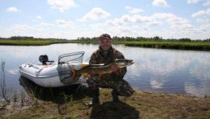 Все о рыбалке в Твери и Тверской области