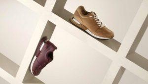 Обзор брендовой мужской обуви