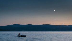 Как луна влияет на клев рыбы?