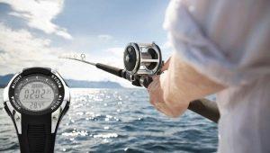 Как выбрать часы для рыбалки?