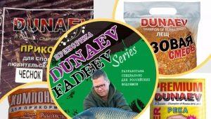Описание и использование прикормок Dunaev