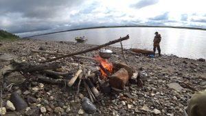 Рыбалка на реке Печоре