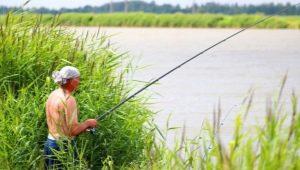 Рыбалка в Костроме и Костромской области