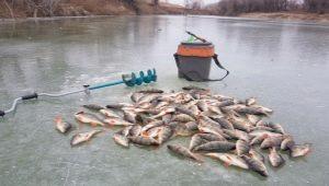 Все о рыбалке по первому льду