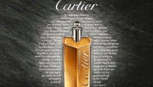 Мужской парфюм Cartier