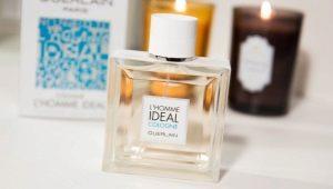 Обзор мужской парфюмерии Guerlain